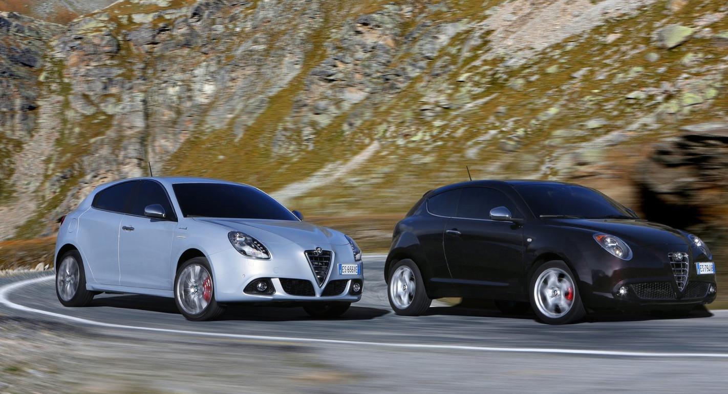 Alfa romeo mito quadrifoglio verde turbo 170 hp 2013 4