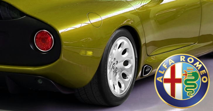 Alfa Romeo Roadster Confirmed for 2015 - Will Be Made in Japan