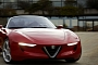 Alfa Romeo to Return to US in 2014 with 4 Models