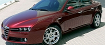 Alfa Romeo Winding Down 159 Production