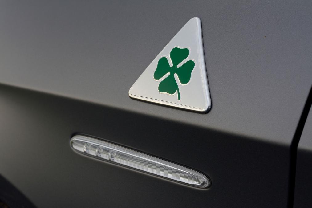 Alfa Romeo's Quadrif...