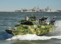 Riverine Command Boat RCB-X