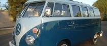 Allstate to Auction for Charity Recovered Volkswagen Bus