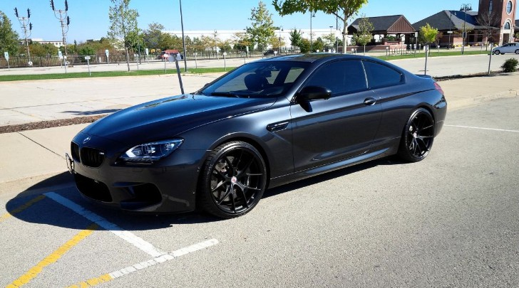 All-Black BMW F13 M6 Looks Menacing [Photo Gallery]