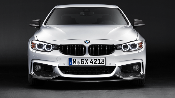 All BMW 4 Series Models to Receive M Performance Parts