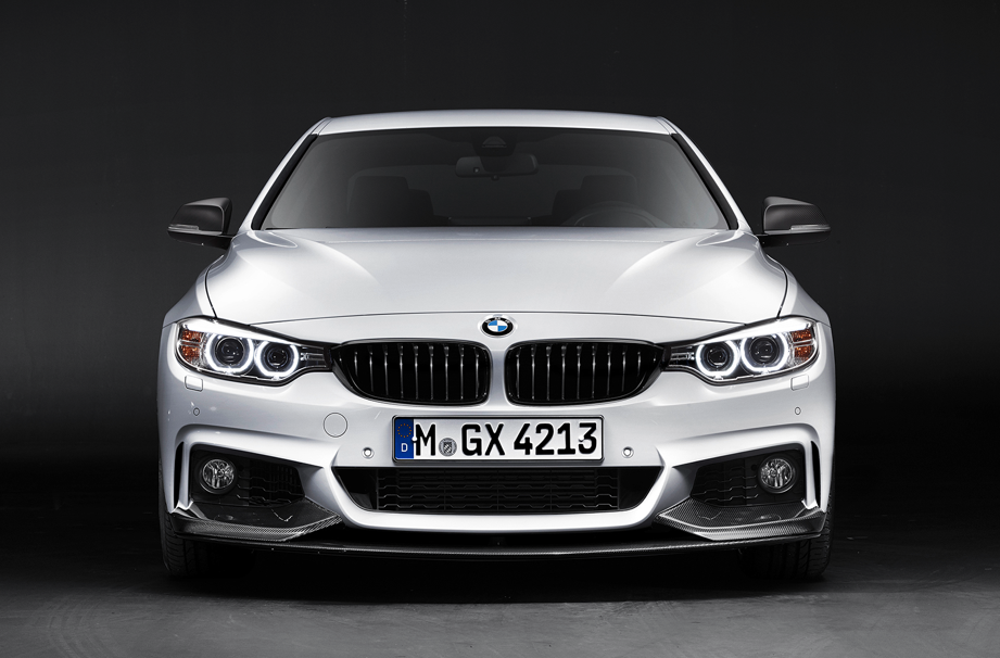 All BMW 4 Series Models to Receive M Performance Parts ...