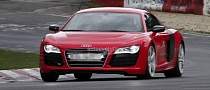 All-Electric Audi R8 Won't Hit the Market