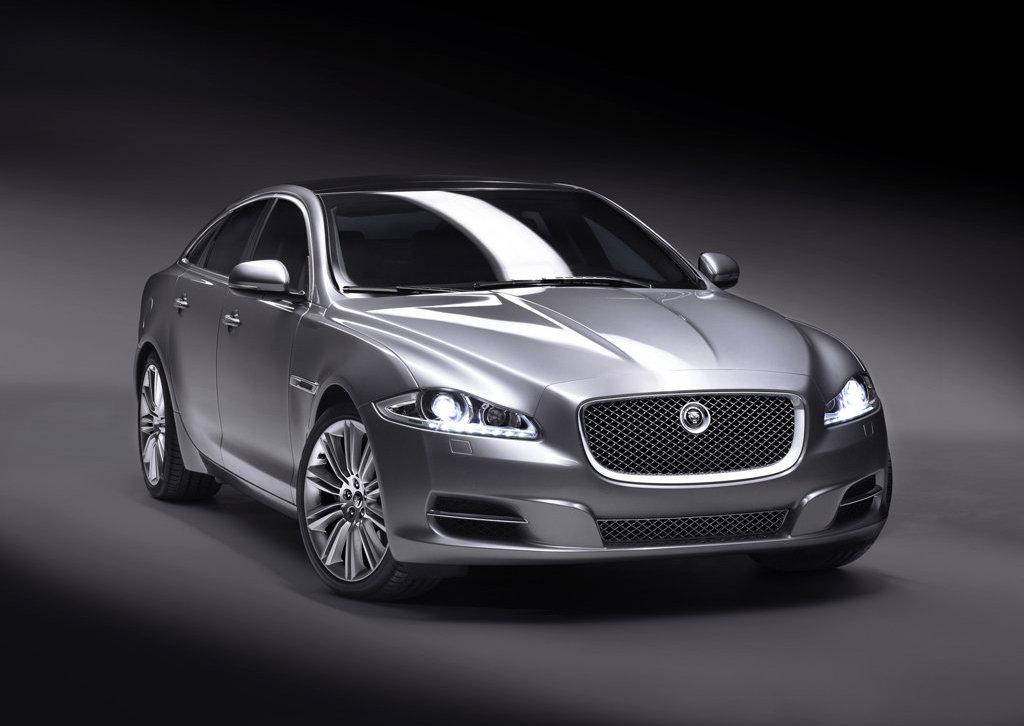 All Electric Jaguar Xj Developed Autoevolution