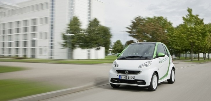 All-Electric smart ED to Go on Sale for €18,910 in Germany