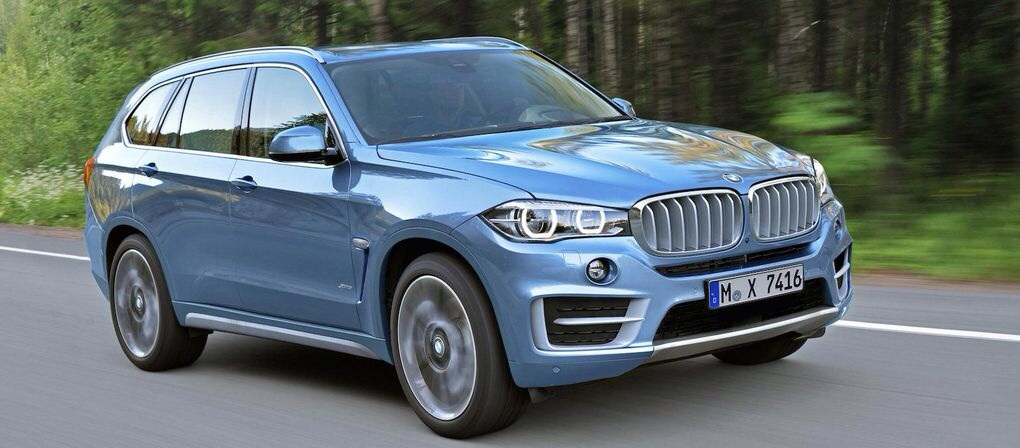 All Future Bmw X Models Will Get Long Wheelbase Versions
