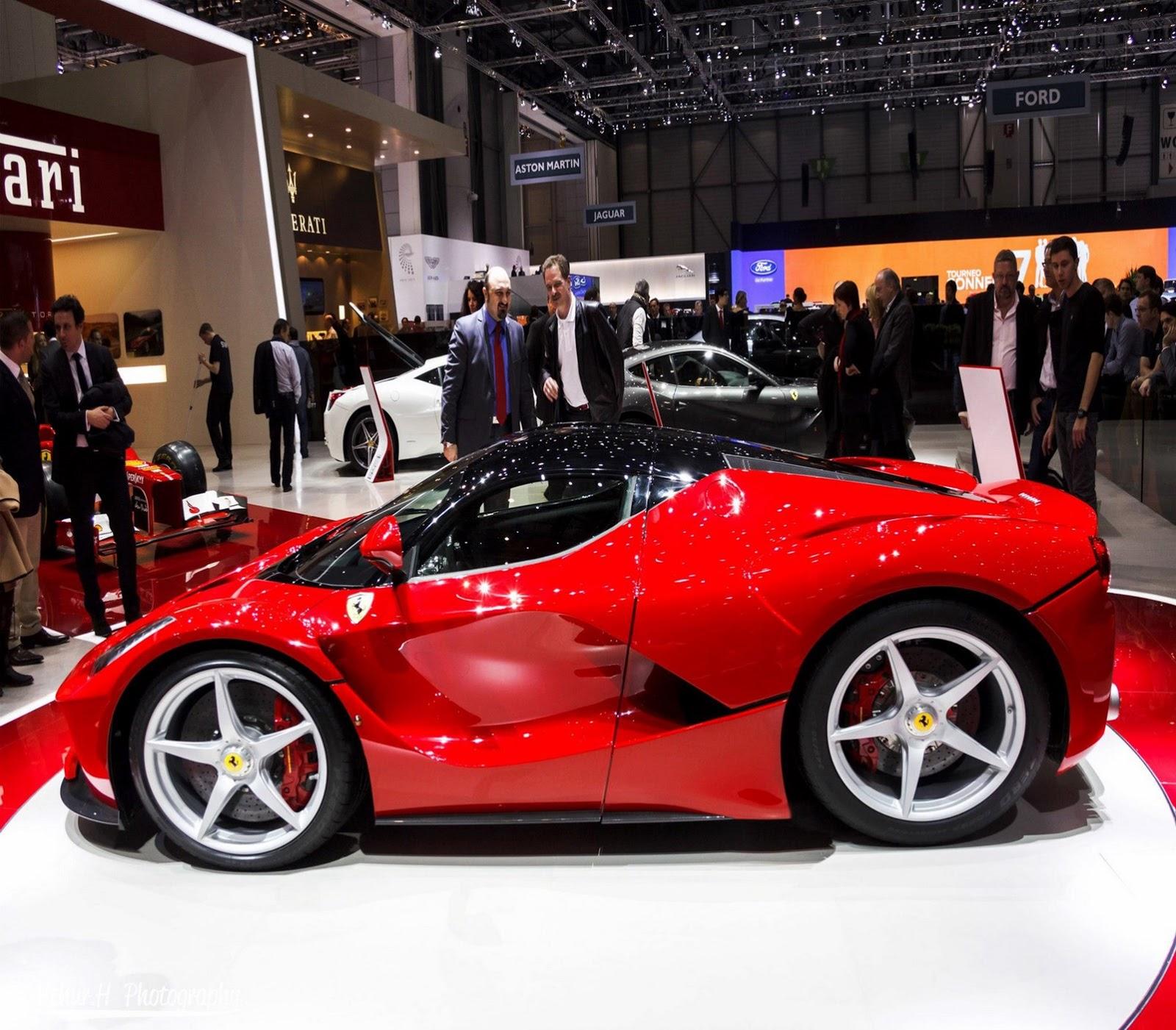 Future Ferrari: All Future Ferrari V12s Will Be Hybridised