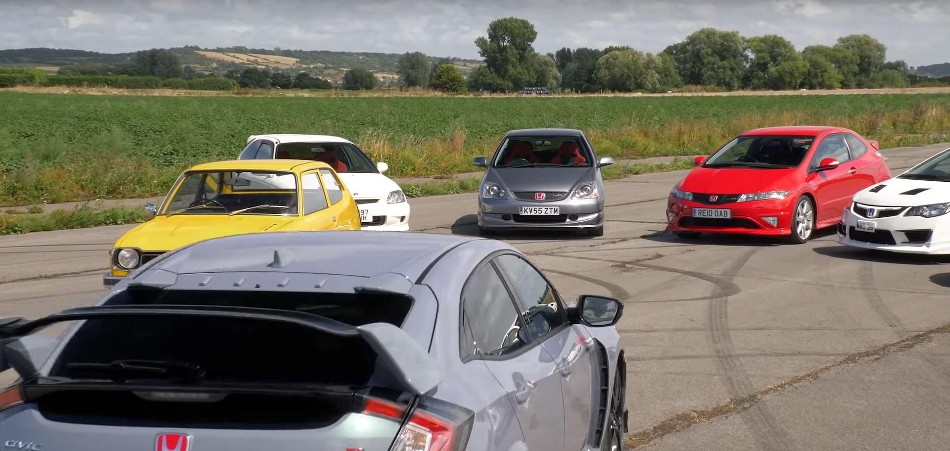 750+ All Civic Type R Models Gratis Terbaru