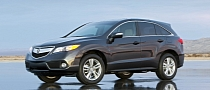 "All-New 2013 Acura RDX Awarded ""Top Safety Pick"" by IIHS"
