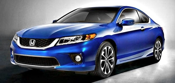 All-New 2013 Honda Accord Sedan and Coupe Revealed
