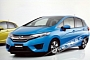 All-New 2014 Honda Fit / Jazz Leaked