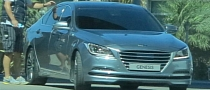 All-New 2015 Hyundai Genesis Completely Undisguised