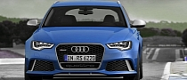 All-New Audi RS6 Gets Twin-Turbo V8 With 560 HP [Photo Gallery]