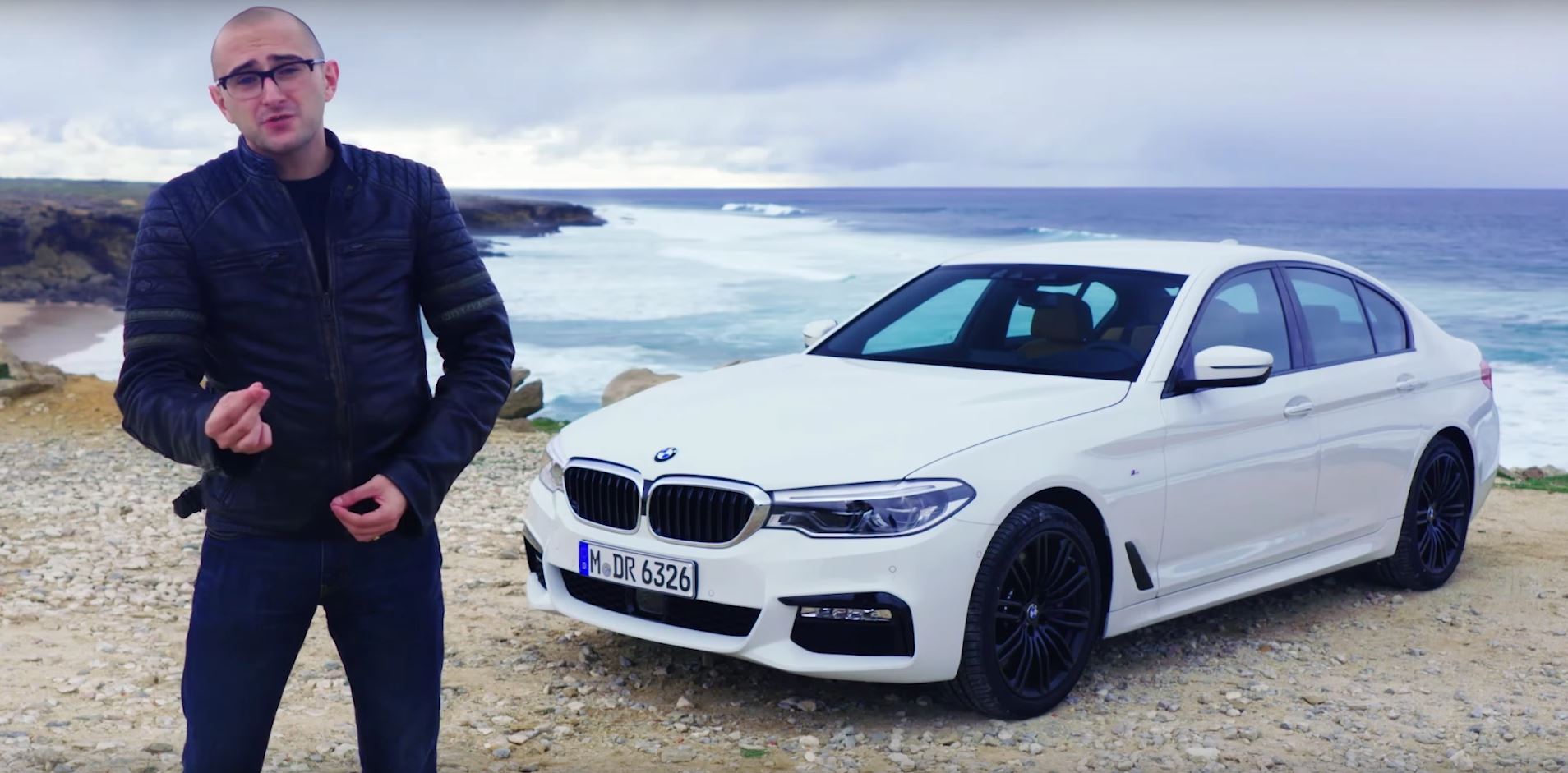 All-New BMW 540i Tested by Carfection: More Silent and Planted Than