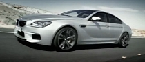 All-New BMW M6 Gran Coupe Makes Video Debut [Video]