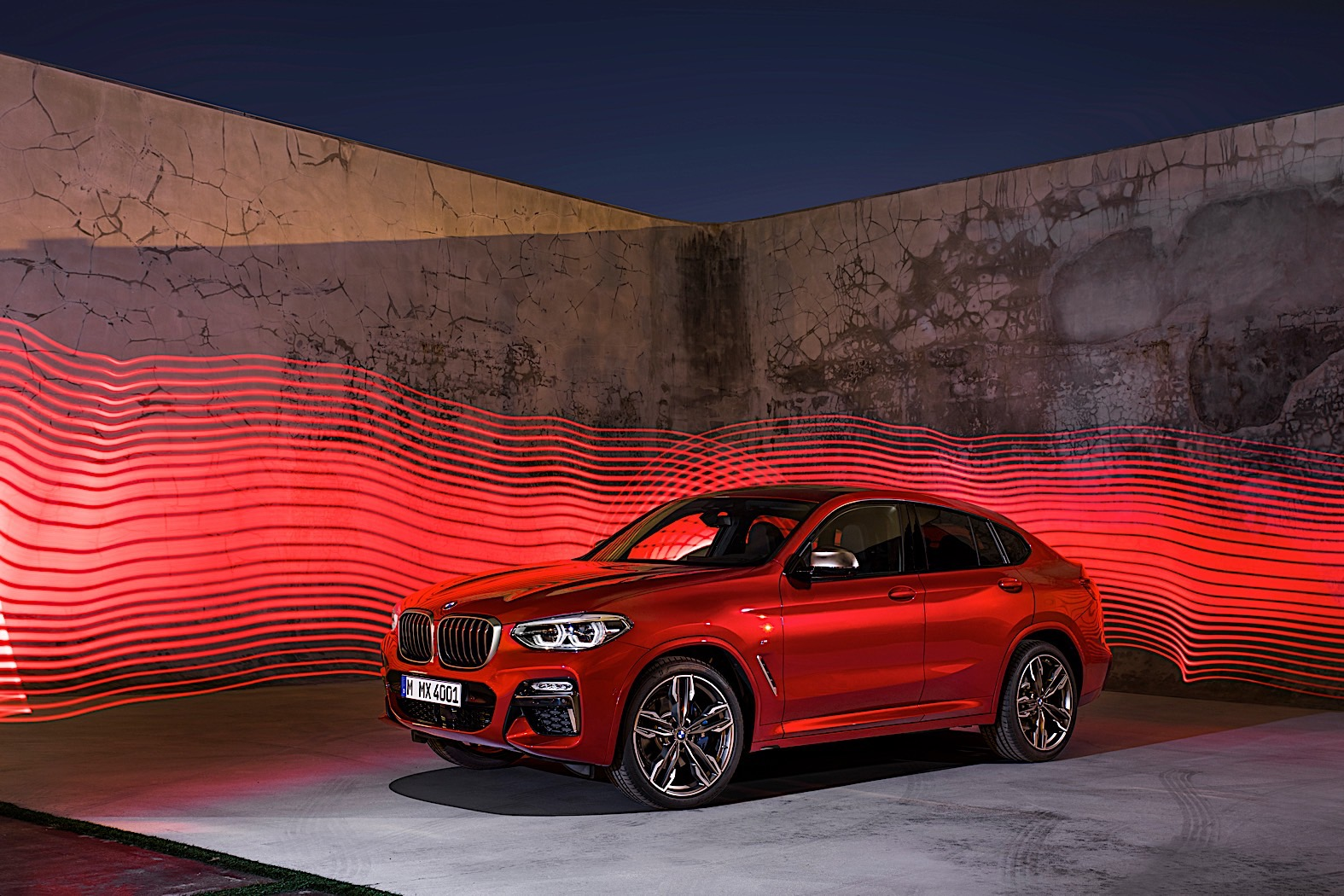 2020 BMW X4 Redesign, M40i, M Package >> 2018 Bmw X4 Finally Unveiled With Full Details Autoevolution