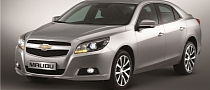 All-New Chevrolet Malibu Arrives in Korea