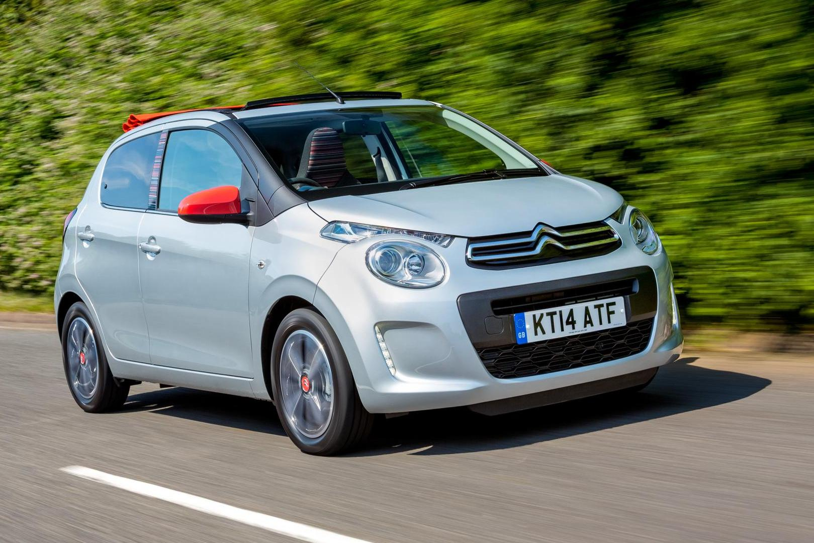 All New Citroen C1 Is A Naturally Urban Runabout Video