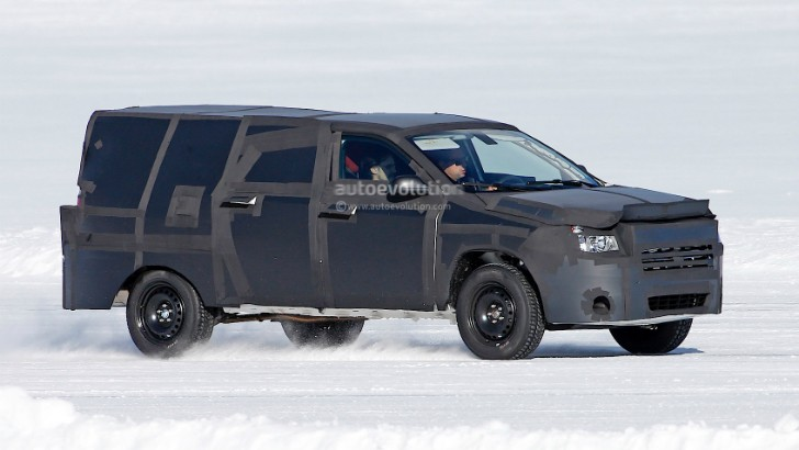 AllNew Dodge Dakota  MidSize Ram Pickup Truck Spied Testing