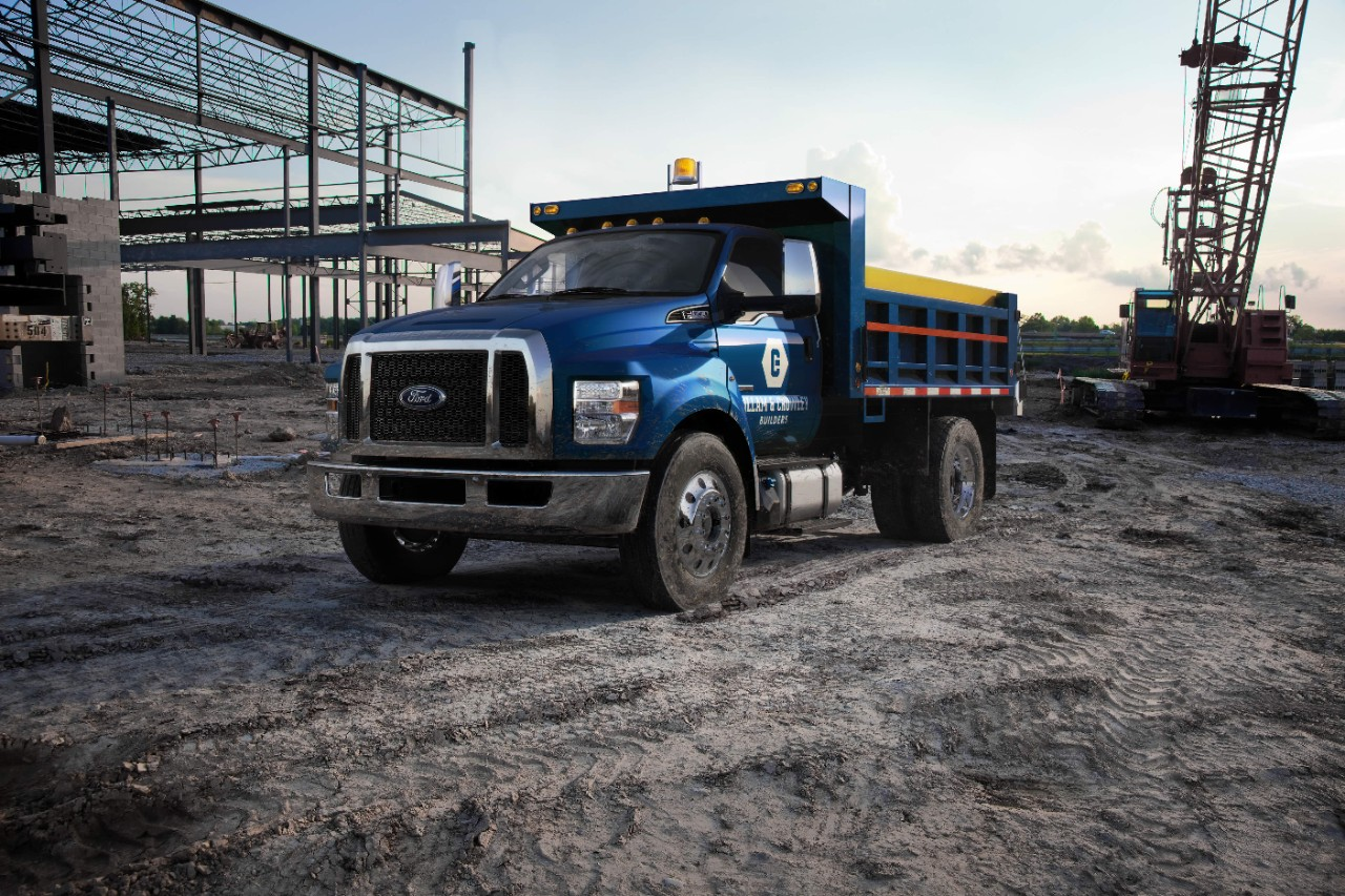 2016 Ford F 650 750 Trucks Available Spring 2017