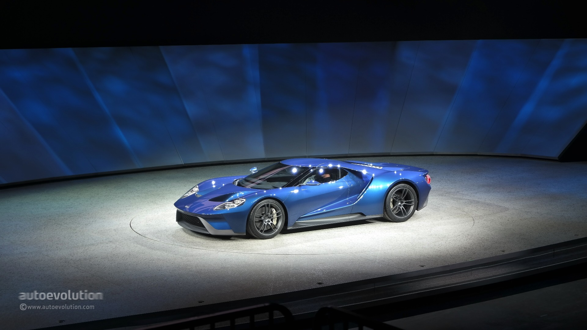 Photos All New Ford Gt Concept