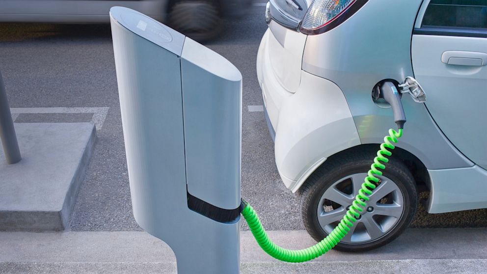 All New Homes Offices In The Uk To Come With Electric Car Charging Points