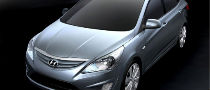 All-New Hyundai Accent Revealed in Beijing