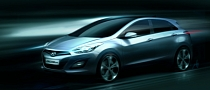 All-new Hyundai i30 Coming to Frankfurt, Rendering Released
