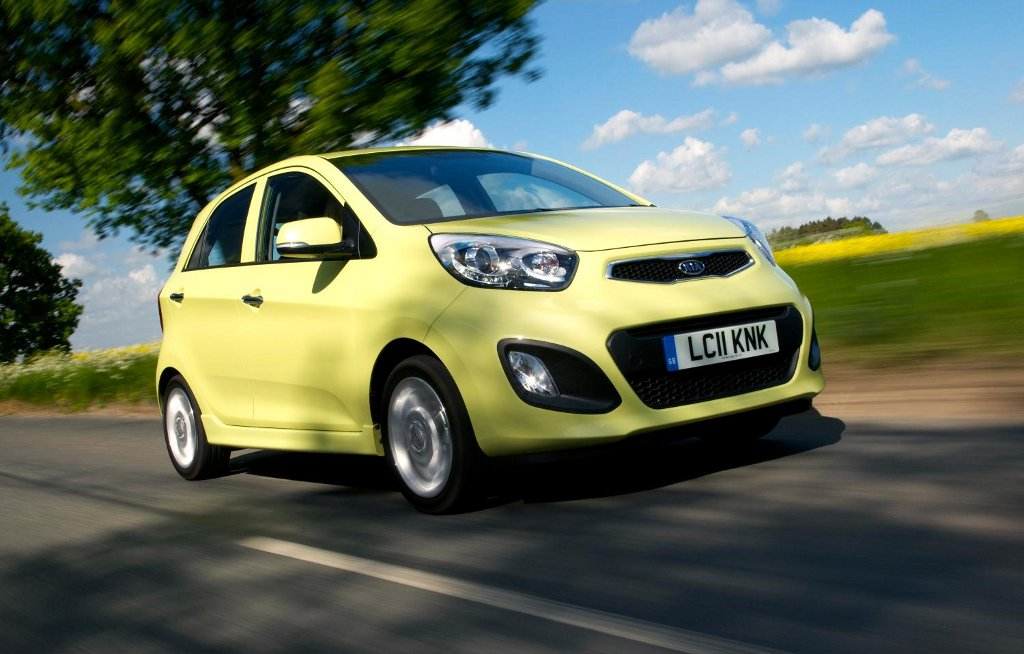 all new kia picanto comes with servicing package options autoevolution. Black Bedroom Furniture Sets. Home Design Ideas