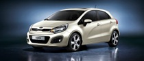 All-New Kia Rio First Photos Released