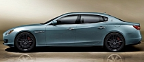 All-New Maserati Quattroporte to Gain V6 Diesel and All-Wheel Drive