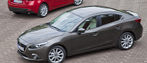 All-New Mazda3 Fastback Sedan Coming to Britain