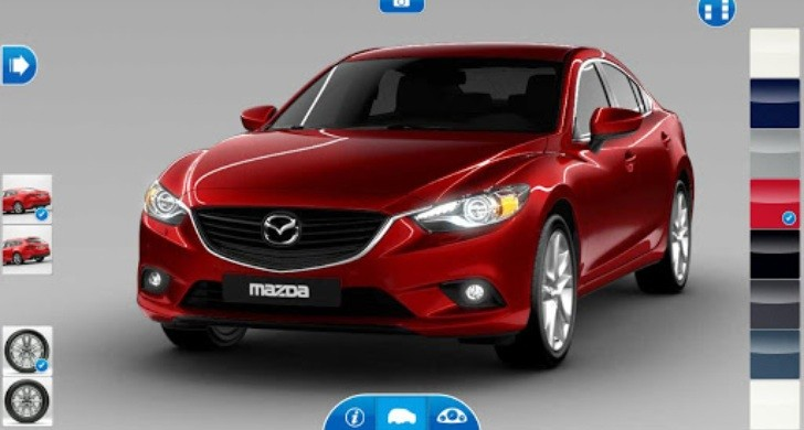 All-New Mazda6 Gets App for Android and Apple Smartphones