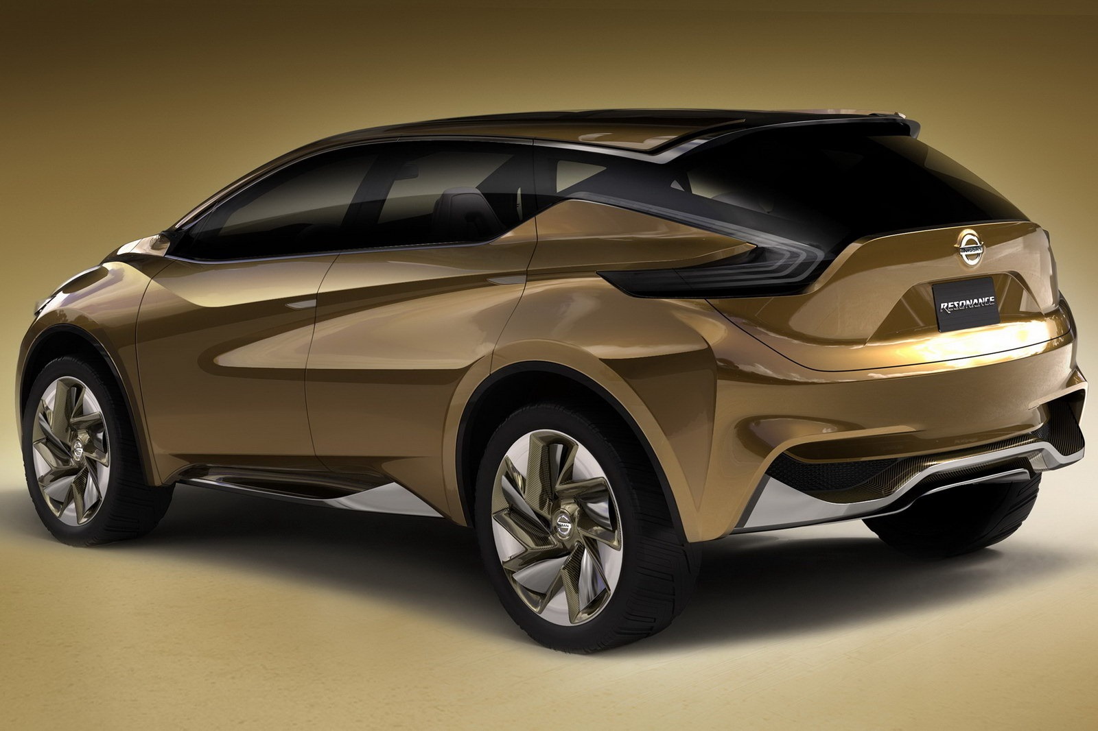 all new nissan murano coming to new york auto show autoevolution. Black Bedroom Furniture Sets. Home Design Ideas