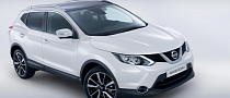 All-New Nissan Qashqai UK Prices and Specs Announced [Photo Gallery]