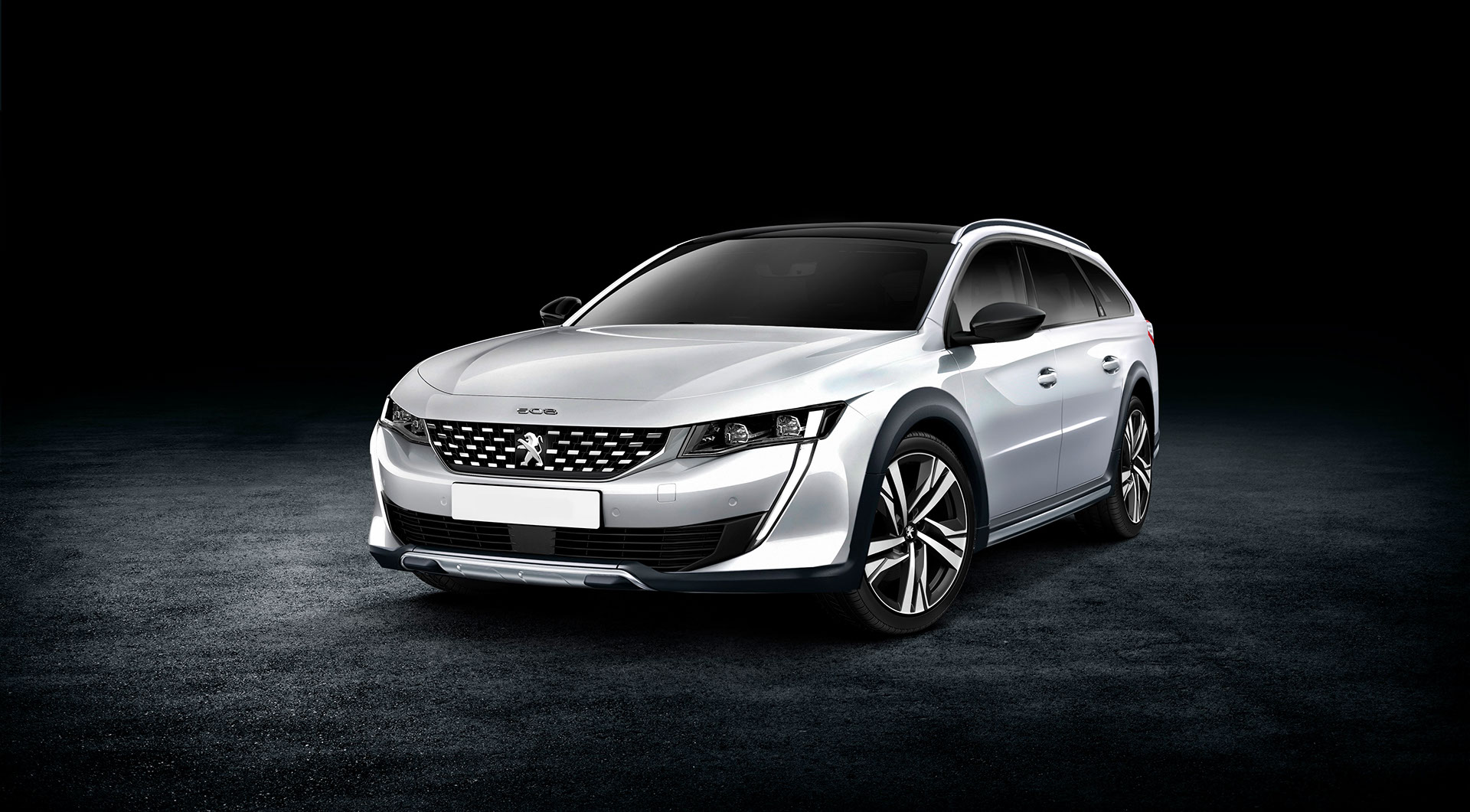 all new peugeot 508 wagon and rxh renderings drive us mad autoevolution. Black Bedroom Furniture Sets. Home Design Ideas