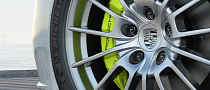 All New Porsche Panamera Models to Come with Michelin Tires