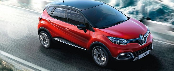 all new renault captur to debut at 2019 frankfurt show will go hybrid autoevolution. Black Bedroom Furniture Sets. Home Design Ideas