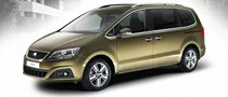 All-New SEAT Alhambra Revealed