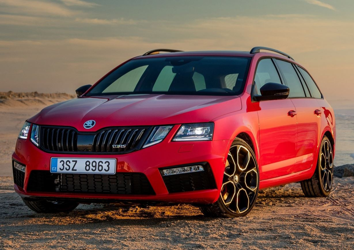 all new skoda octavia coming in 2021 with more space and better rh autoevolution com