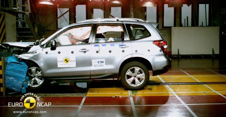 All-New Subaru Forester Gets 5-Star Rating from Euro NCAP [Video]