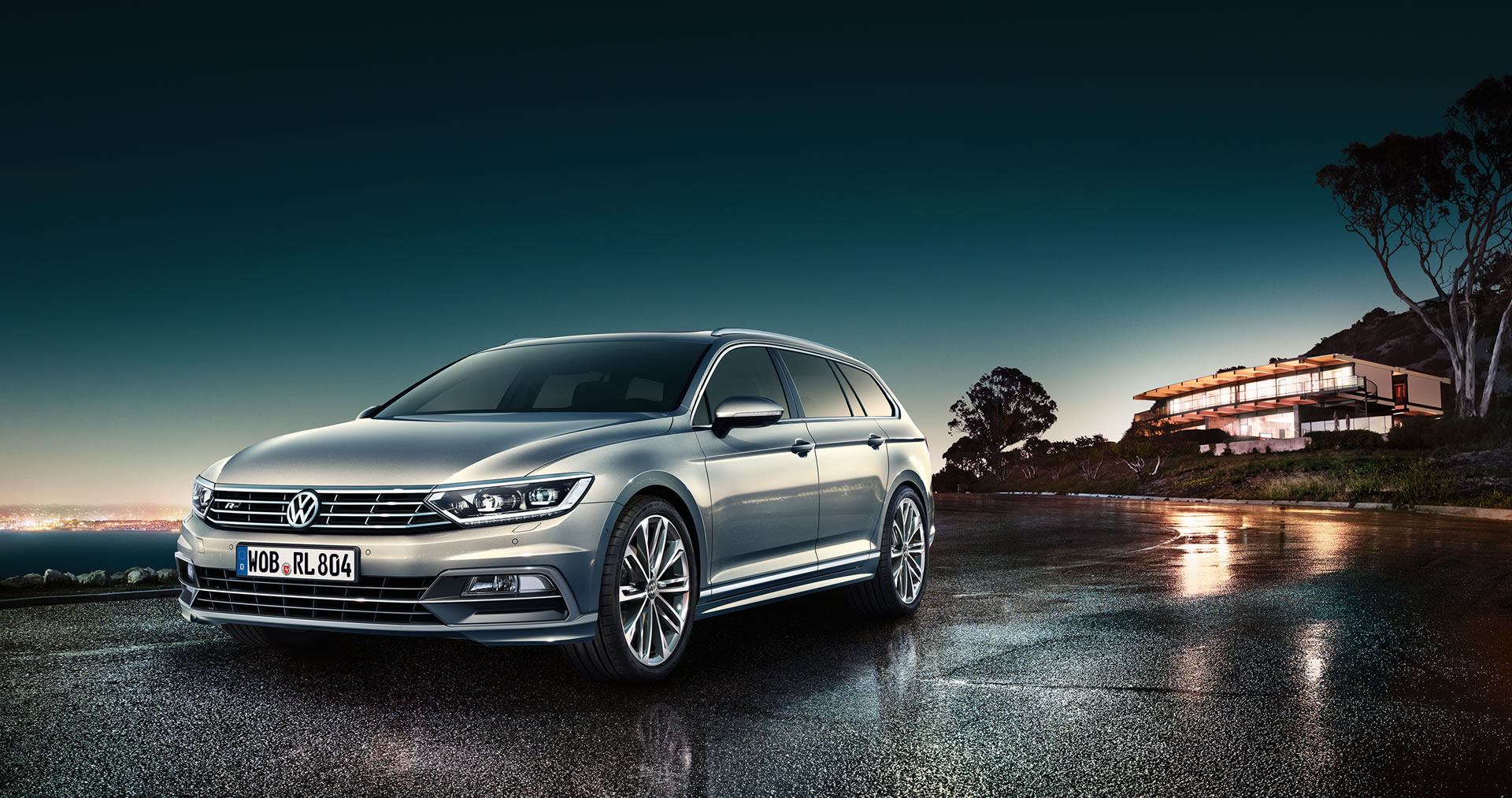 All New Volkswagen Passat Saloon And Estate Uk Pricing