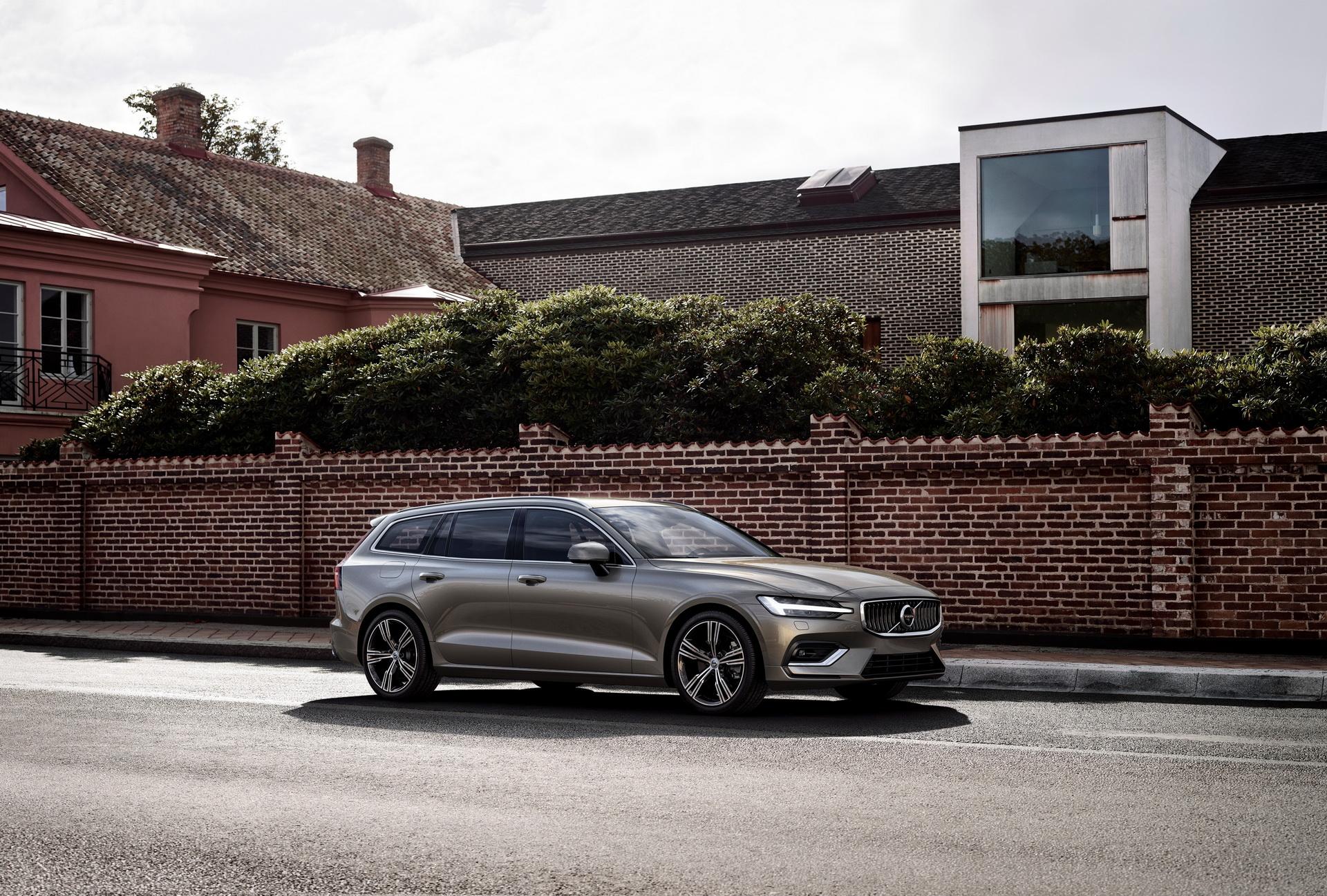 Volvo V60 Cross Country >> All New Volvo V60 Cross Country Confirmed Autoevolution