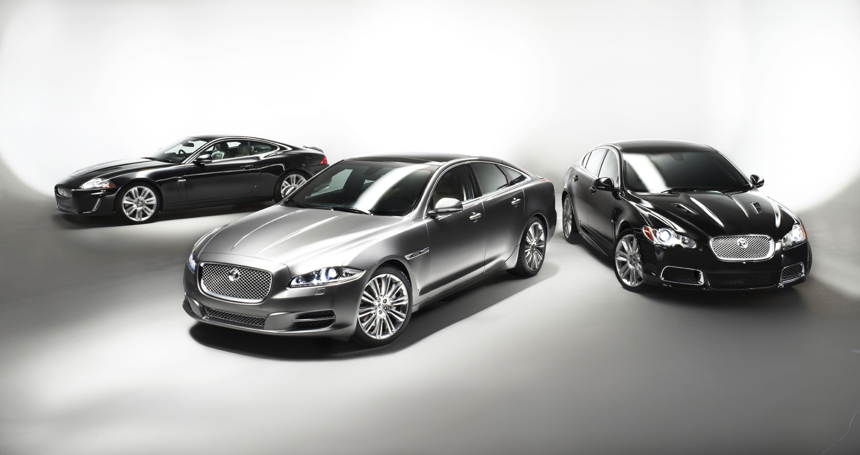 All new jaguar line up leads to 2010 sales success