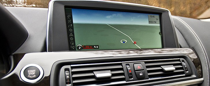 All UK-Bound BMW Models Will Have Sat Nav as Standard