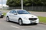All-White W205 C-Class Spied in Germany [Photo Gallery]